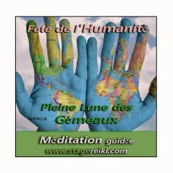 Meditation fete de l'humanite