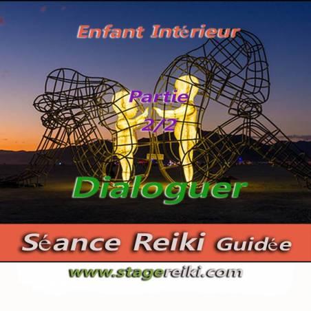 Séance Reiki Dialogue avec Enfant intérieur 2