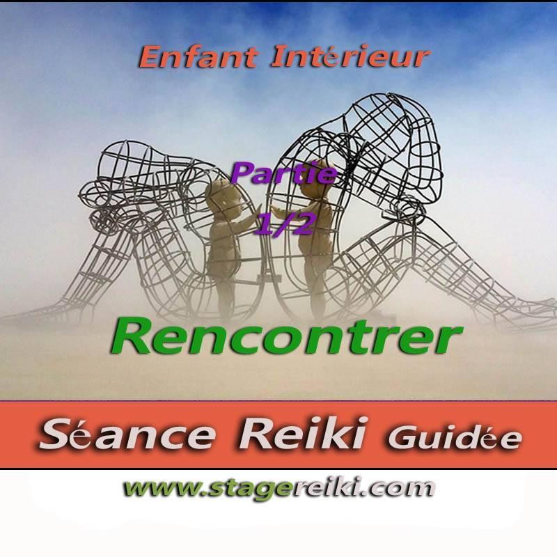 Séance Reiki Rencontre avec Enfant intérieur 1