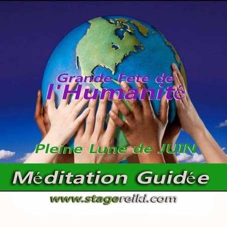 Méditation fête de l'humanité