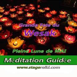Meditation guidee du Wesak