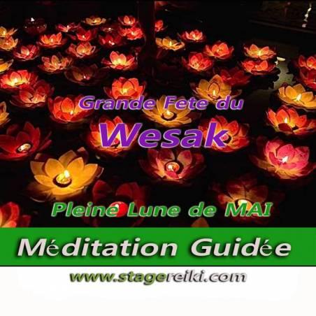 Meditation guidee du Wesak