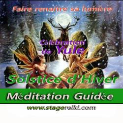 Méditation Guidée du solstice d'hiver