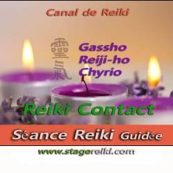Séance Reiki Contact 1