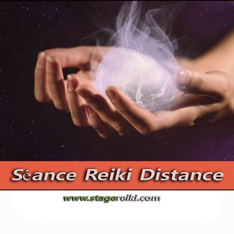 Seance Reiki a Distance