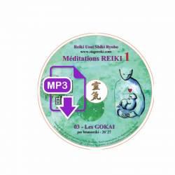 Méditation Reiki Gokai et...