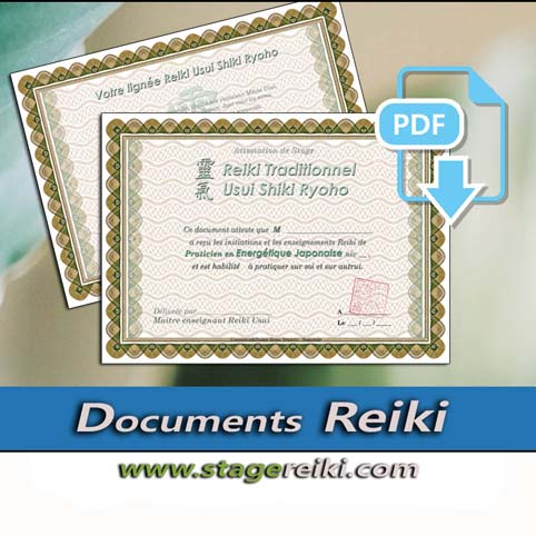 attestation reiki